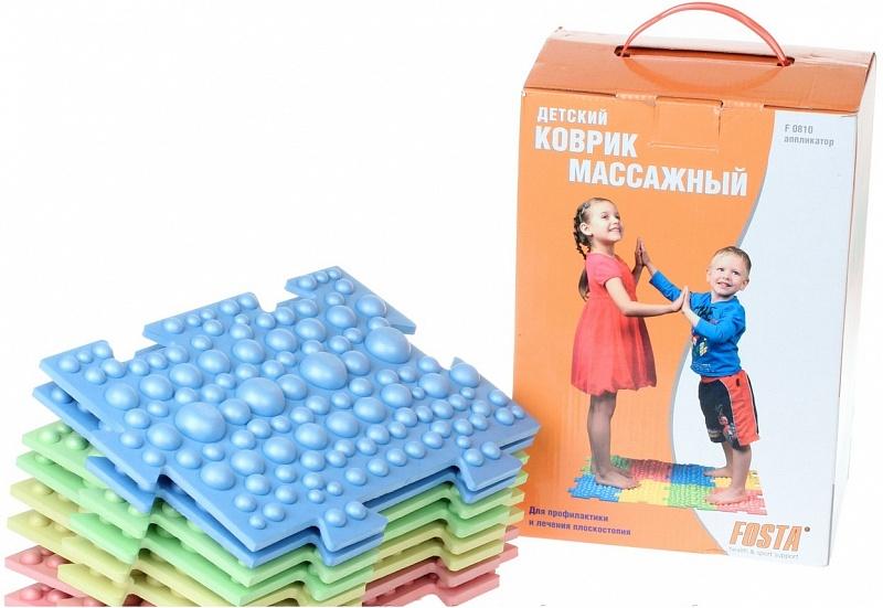 Массажные коврики детские